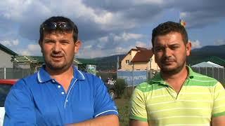 Interviu columbofil fratii Vlaicu Cosmin si Marius Cugir Alba Romania 8 sept 2018