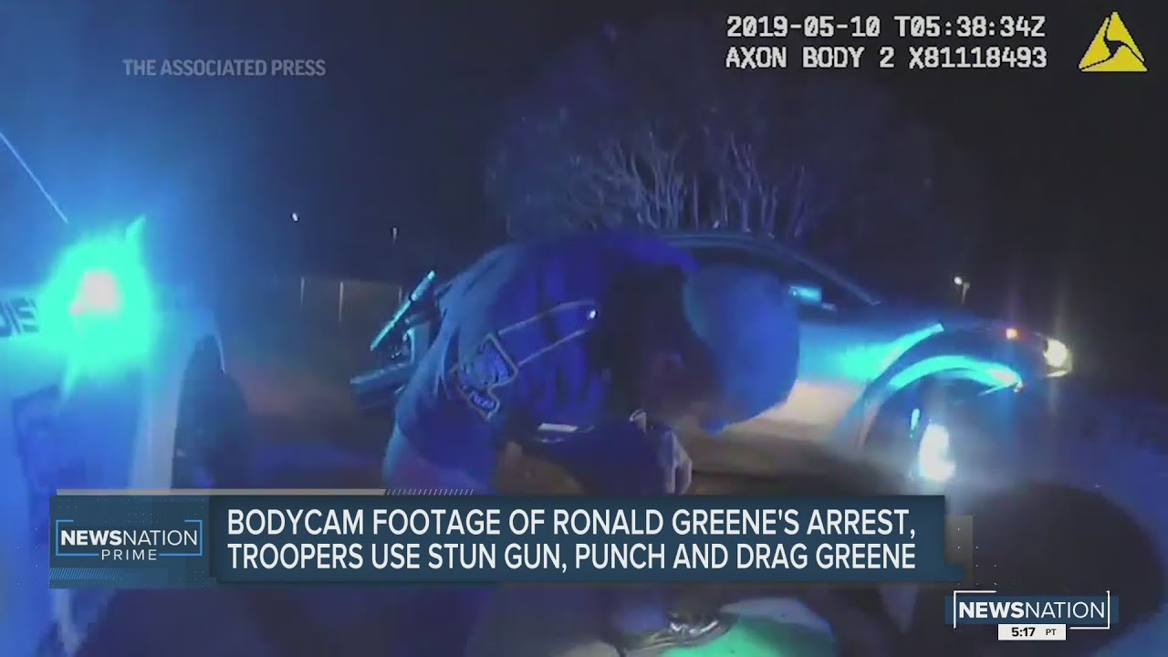 New Video Shows Louisiana State Police Tased, Kicked and Dragged Ronald Greene Before His Death
