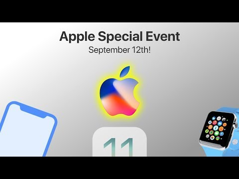 iPhone 8 Event Announced! (What to Expect)