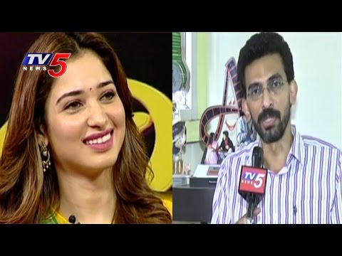Tamannaah Gets Emotional While Sekhar Kammula Speaking About