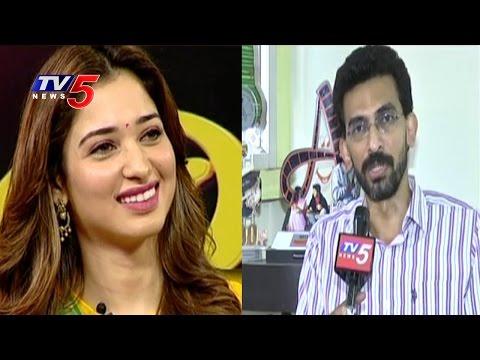 Tamannaah Gets Emotional While Sekhar Kammula Speaking About Her | Tamannaah Interview | TV5 News