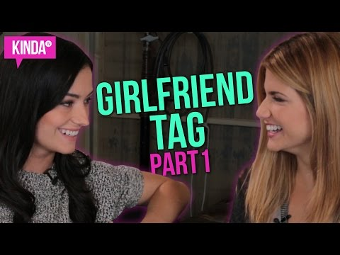 GIRLFRIEND TAG WITH NATASHA & ELISE! | Carmilla | S3 | KindaTV