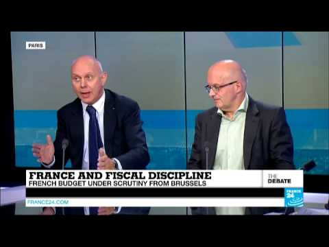 France and fiscal discipline: French budget under scrutiny from Brussels