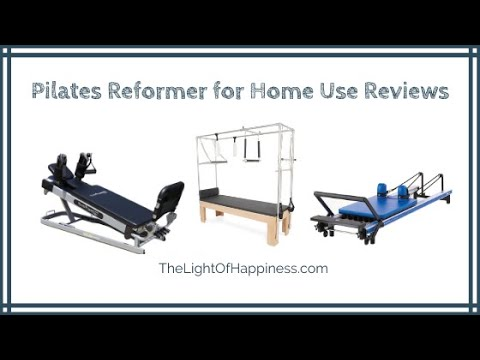 Best Pilates Reformer for Home Use (2020 Buyers Guide)
