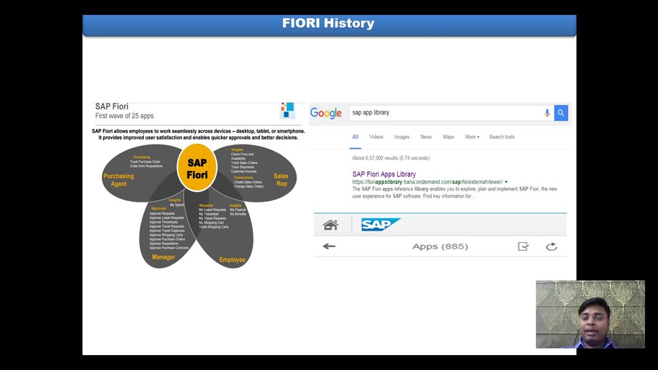 Fiori Youtube Sap.Sap Fiori Introduction What Is Sap Fiori Concept Design