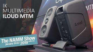 IK Multimedia iLoud MTM Reference Speakers @ NAMM 2019