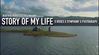 Story Of My Life X Roses X Symphony X Photograph | Mashup By Alffy Rev