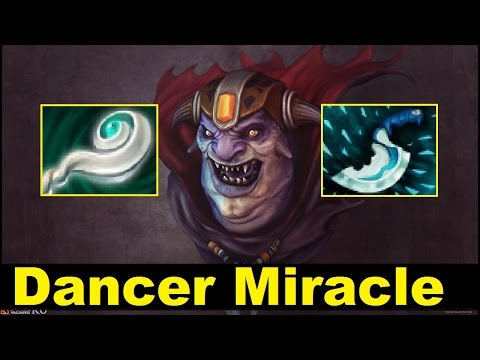 "Miracle Lion ""Dancing with The Enemies"" 9000 MMR - Dota 2"