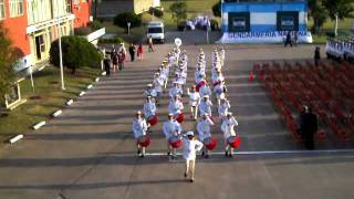 """GENDARMERIA NACIONAL ARGENTINA -BANDA DE MUSICA DE LA ESCUELA """"DON MARTIN MIGUEL DE GÛEMES"""""""