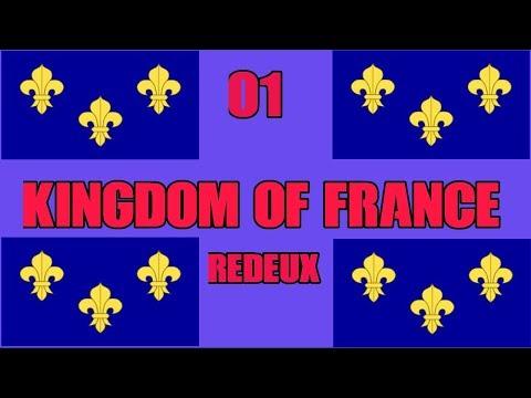 [EU4] Kingdom of France Redeux Part 1 - Europa Universalis 4 Third Rome Lets Play