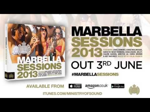 Marbella Sessions Minimix (Ministry of Sound UK) (Out Now)
