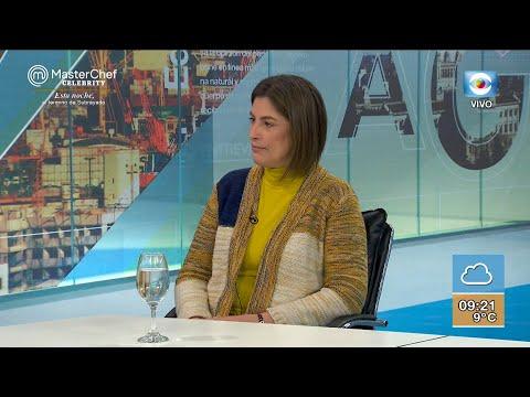 María Noel Battaglino candidata a la Intendencia de San José