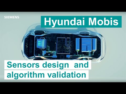Hyundai Mobis - Accelerating sensors design and algorithm validation