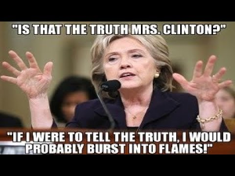 Hillary Clinton Just Said America Elected A President Who Sexually Assaults Women Shes 100% CORRECT!