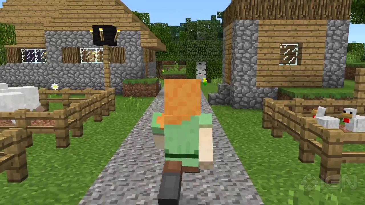 Minecraft Realms comes to Android, and you can play online
