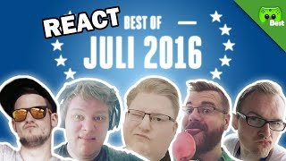 React: Best of PietSmiet Juli 2016