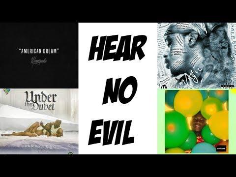 Hear No Evil EP 15: Boj feat Wande Coal's 'Aisha', Mannywellz, Bryan The Mensah & Harry Songs
