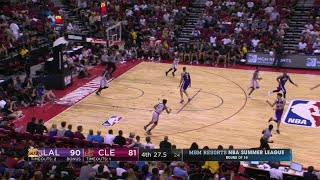 Vander Blue Nets 18 Points vs. Cleveland thumbnail