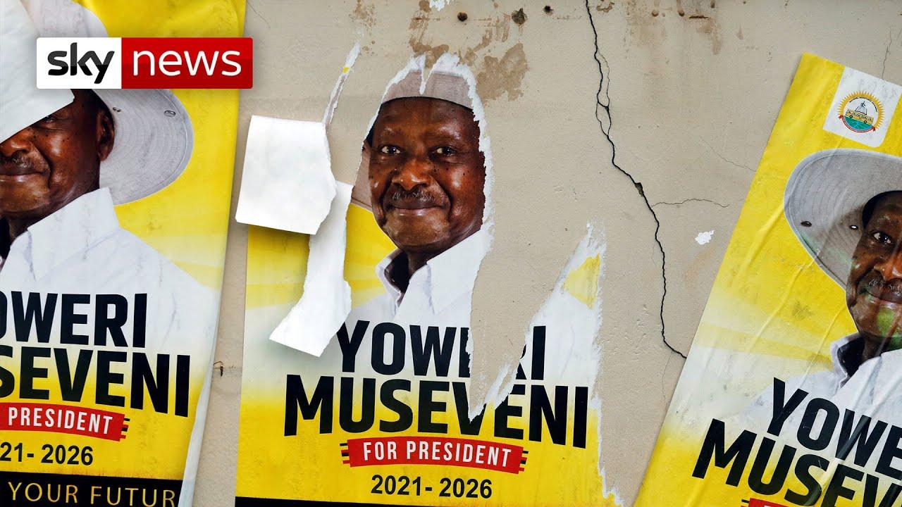 Uganda election: Yoweri Museveni's presidential victory sparks anger