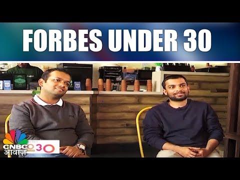 Forbes Under 30 | Help Us Green, A Social Venture | CNBC Awaaz