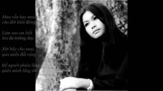 DIỄM XƯA -- 美しい昔 -- Trịnh Công Sơn