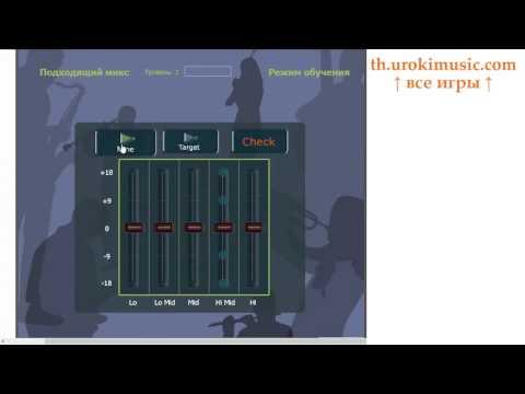 Как настроить эквалайзер - уроки сведения - настройка эквалайзера th.urokimusic.com