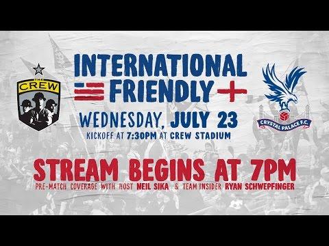 Columbus Crew vs. Crystal Palace FC - July 23, 2014