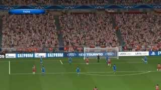 Pro Evolution Soccer PES 2014 Gameplay (PC HD)