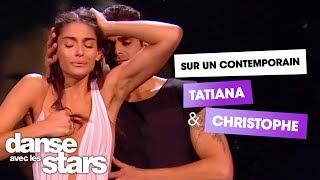 DALS S08 - Tatiana Silva et Christophe Licata pour un contemporain sur