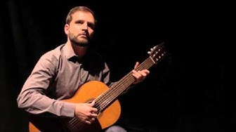 """Eric Glauser plays """"Sons de Carrihoes"""" by J. Pernambuco"""