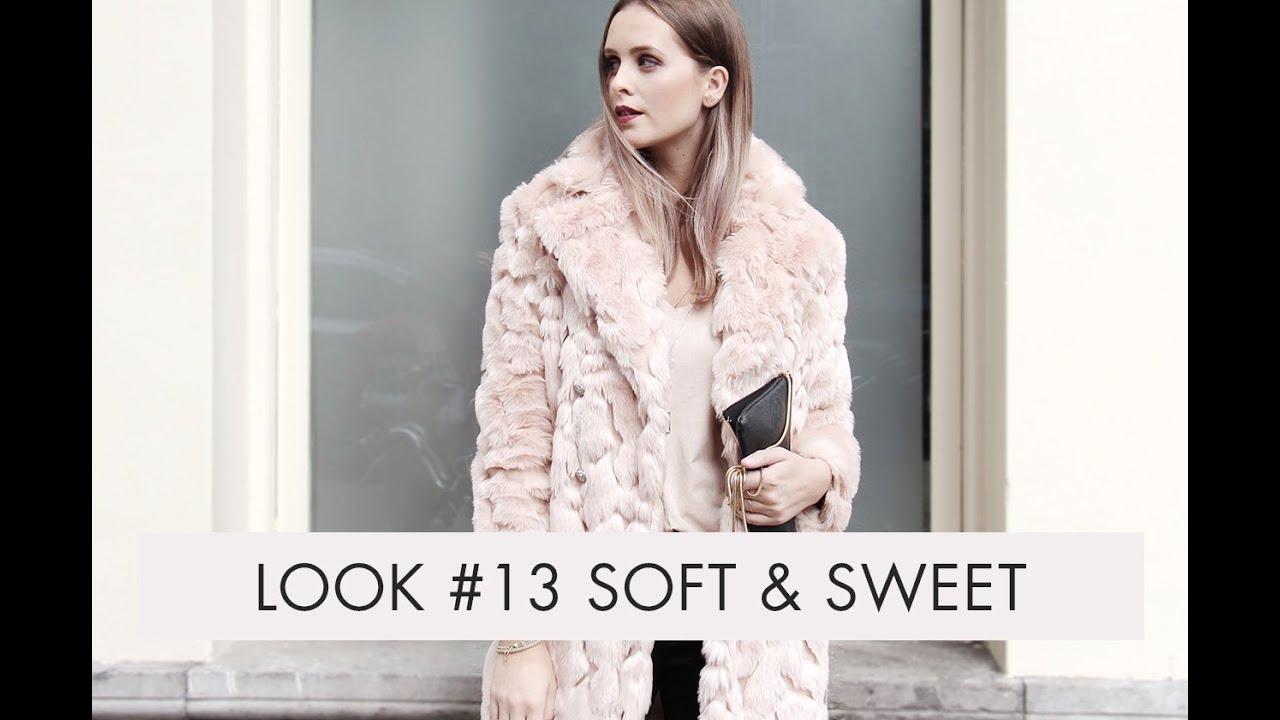 Winterjas Dames Trend.Look 13 On Trend Met De Fake Fur Winterjas Door Moderosa