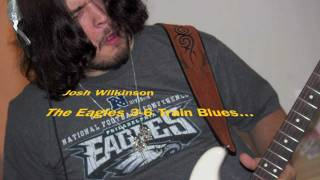Josh Wilkinson Eagles 3-6 Train Blues in G Minor