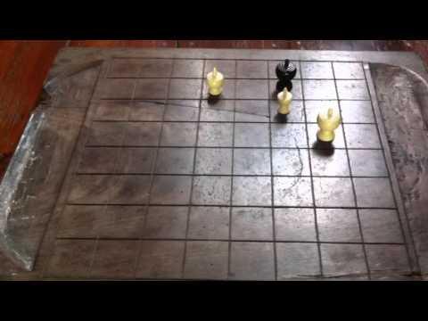 หมากรุกไทย โคน เม็ด แชร์โดยท่านมนูญ