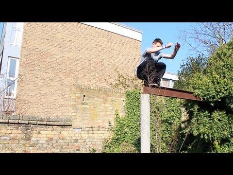 What? Whaattt? Is that a rail?!