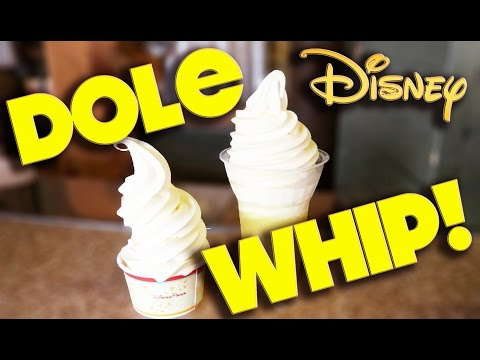 DOLE WHIP - DISNEY WORLD - MAGIC KINGDOM