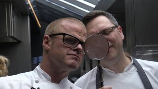 Backstage at the Fat Duck, Britain's Wackiest Restaurant