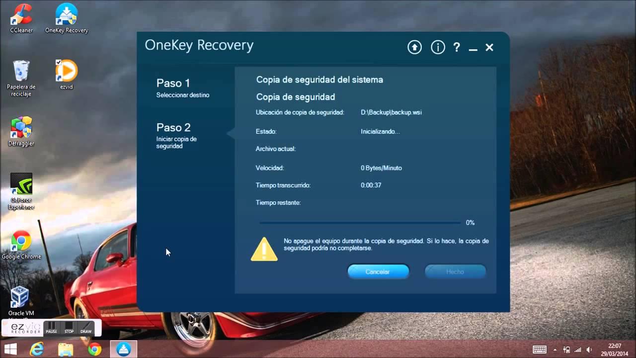 Lenovo onekey recovery скачать windows 8