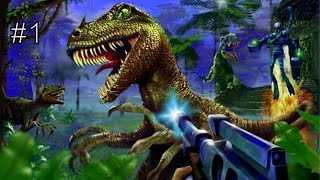 Turok: Dinosaur Hunter HD Remaster Walkthrough part 1