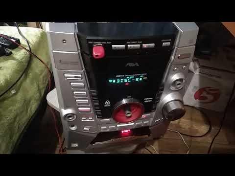 Ставим DVD вместо CD в музыкальный центр