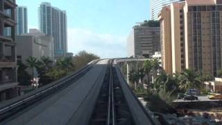 Miami Metromover - Downtown Loop Timelapse (edit)