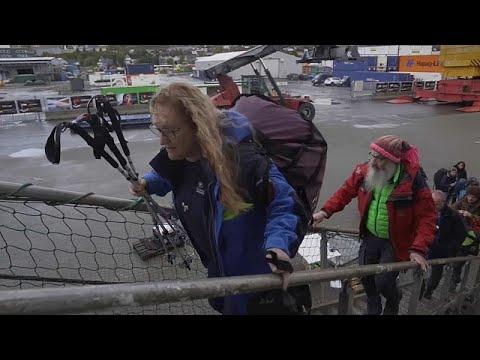 euronews (en español): Rumbo al hielo del Polo Norte para descubrir los secretos del cambio climático