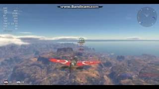 War Thunder wTR CAPANOGLU_66 (Bozok yaylasının Asil Fighteri.)