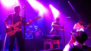 Kishi Bashi - Atticus, In the Desert (9/12/2013 Irving Plaza)