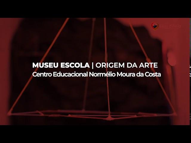 Projeto Museu Escola  Origens da Arte