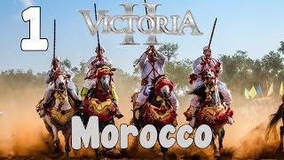 Victoria 2 HFM mod - Morocco 1