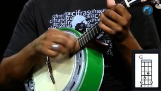 Dicas de Banjo de Samba - Repicadas (aula de banjo)