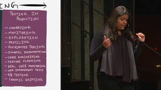 Cindy Sridharan: Testing Microservices: A Sane Approach Pre-Production & In Production