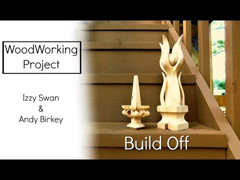DIY - Woodworking Project with Master Craftsman Andy Birkey | Izzy Swan