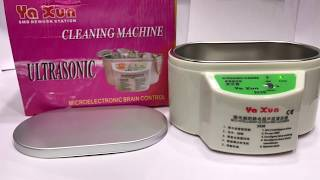 Baixar YAXUN YX3530 ULTRASONIC CLEANER (30W) RS 1150/- WhatsApp :9830833133
