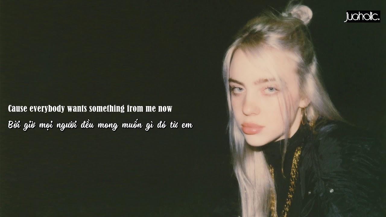[ lyrics + vietsub ] everything i wanted - Billie Eilish ...